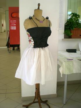 Le creazioni di moda di Alice Zollo