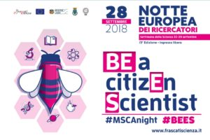 Notte europea ricercatori Frascati